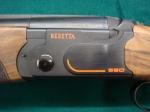12G Beretta 690 Grade 1 Sporting Black
