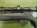 Browning X Blade with scope