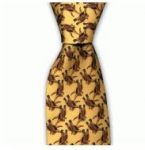 Country Silk Tie