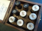 Thomas Horsley Walnut Cartridge Peg Finder